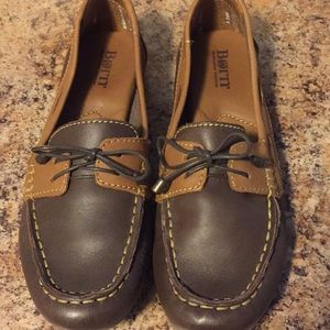 Born brand loafers
